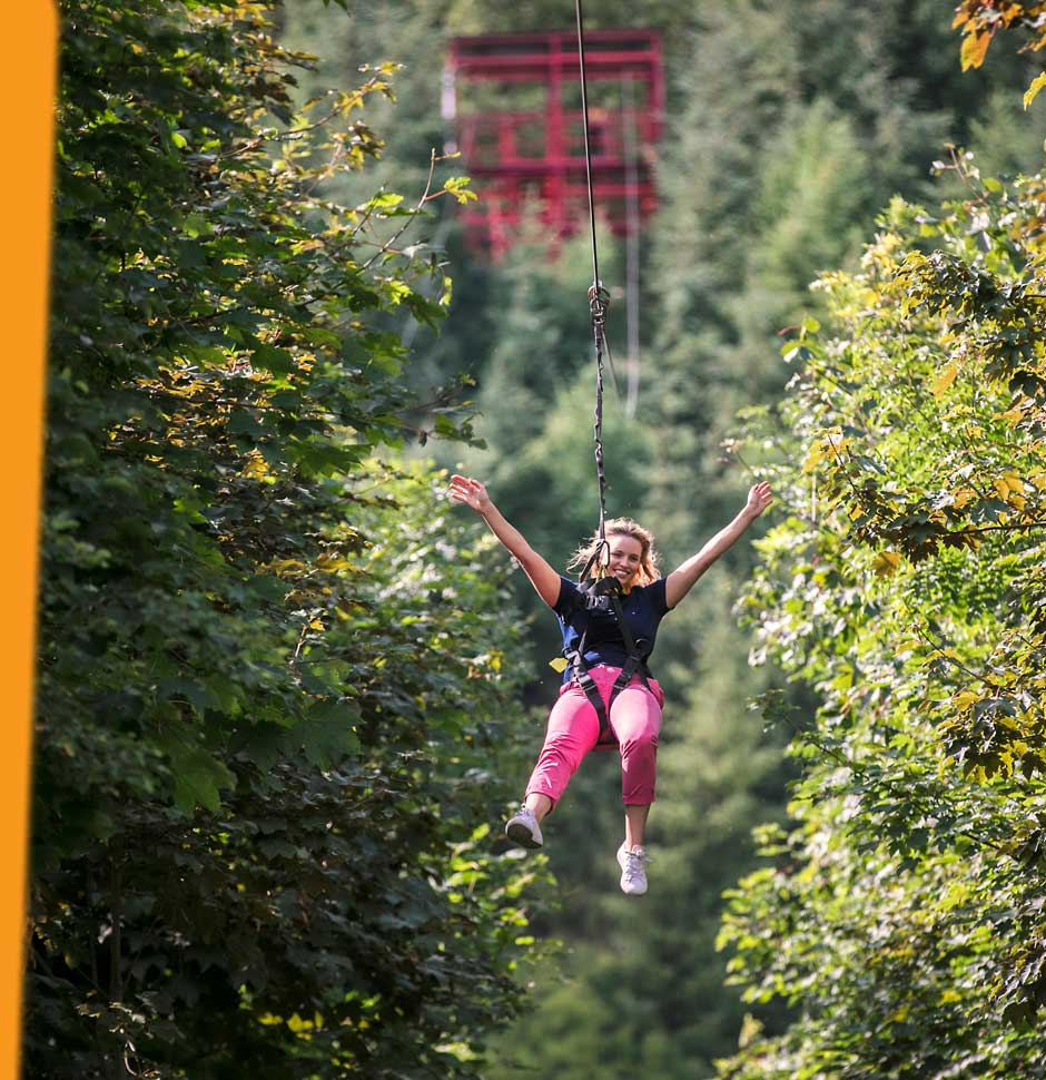 Outdoor Activities Northern Ireland | Todds Leap | Northern ... on